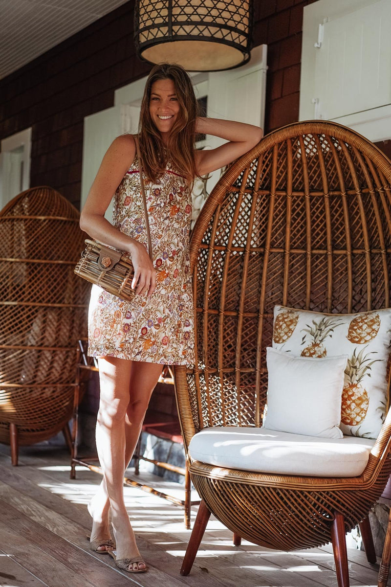 JULIETTE PARADISE BIRD DRESS - LIMITED EDITION