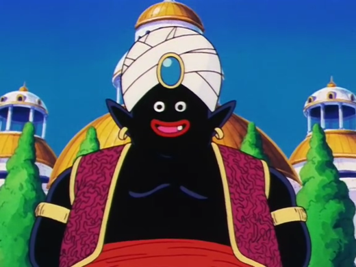 Mr. Popo (Dragon Ball)