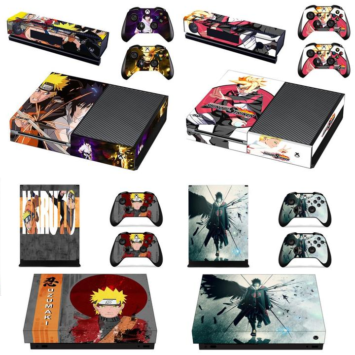 Stickers XboX One & X Naruto