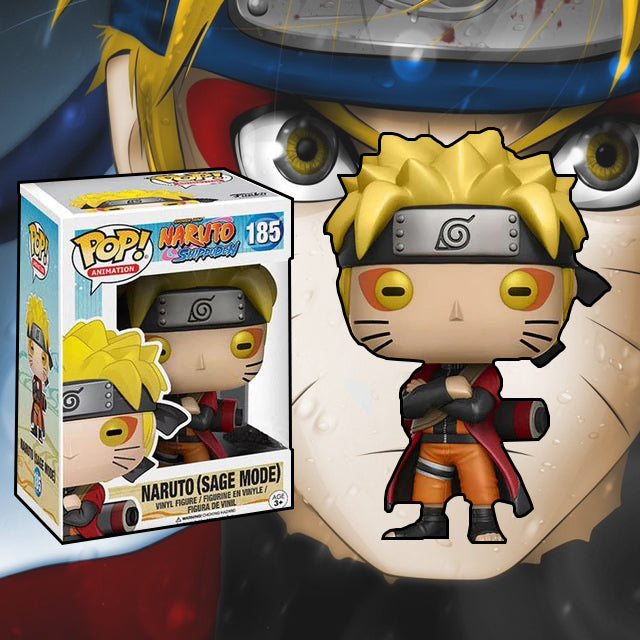 figurine funko pop naruto