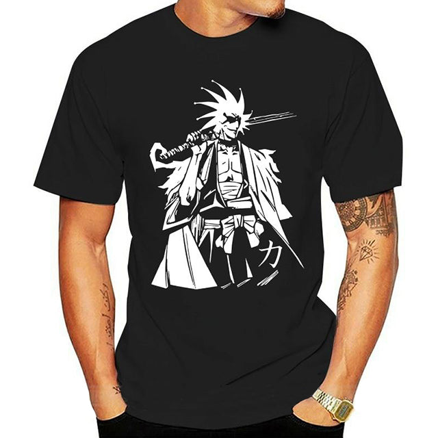 T-Shirt Capitaine Zaraki Bleach