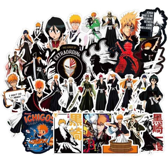 Sticker Bleach Manga