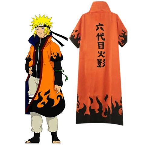 Cosplay Naruto Sage Mode