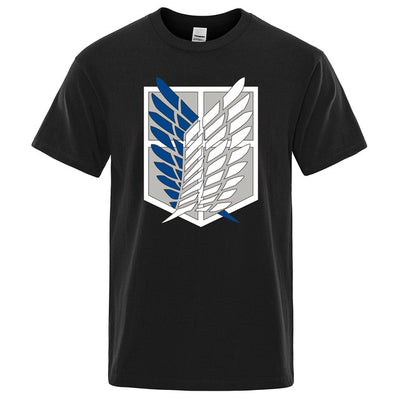 T-shirt Attack on Titan Ailes de la Liberté