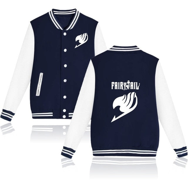 Jacket Fairy Tail