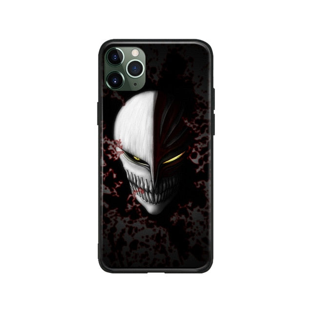 Coque Bleach iPhone SE 6 6s 7 8 Plus X XR XS 11 12 mini Pro Max
