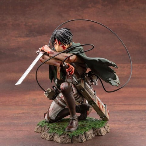 Figurine Livaï Ackerman Attack On Titan