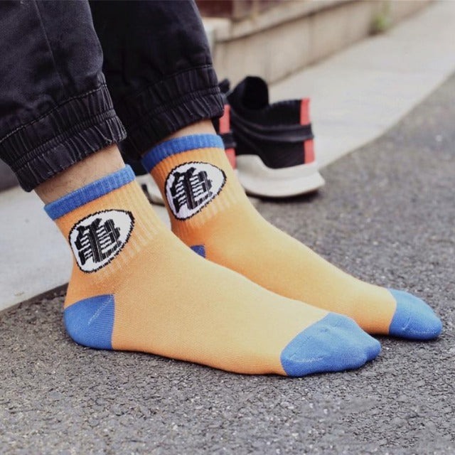Chaussette Dragon Ball Adulte