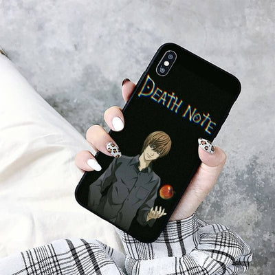 Coque iPhone Death Note