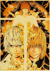 Poster Death Note Near