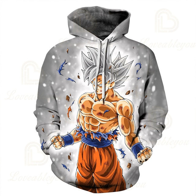 Sweat Goku Ultra Instinct