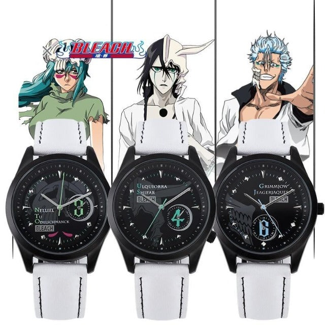 Montre Bleach