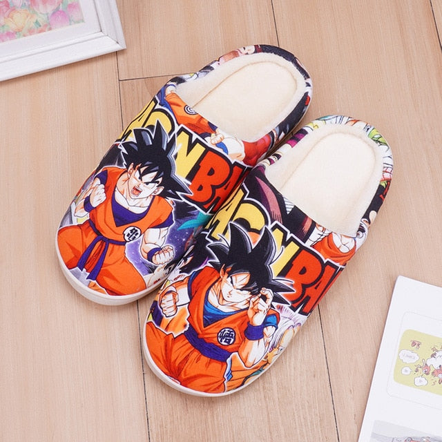 Pantoufles Dragon Ball