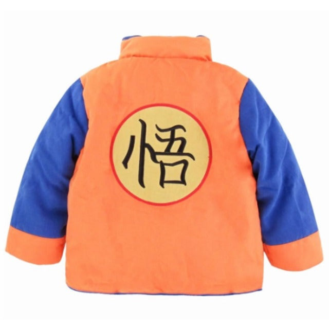 Veste Bébé Dragon Ball