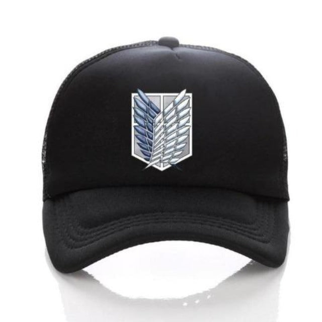 Casquette Attack on Titan
