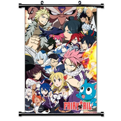 Affiche Fairy Tail