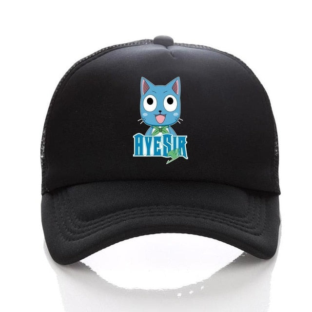 Casquette Happy Fairy Tail