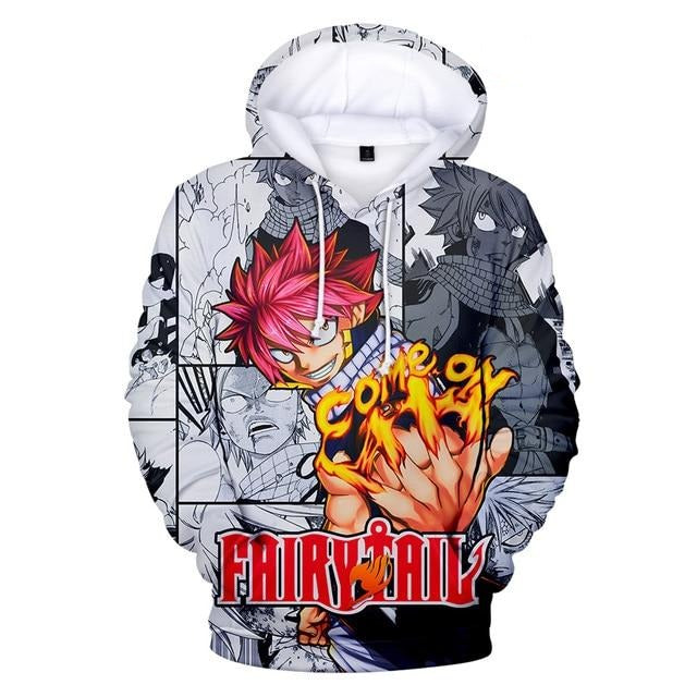 Pull Enfant Fairy Tail