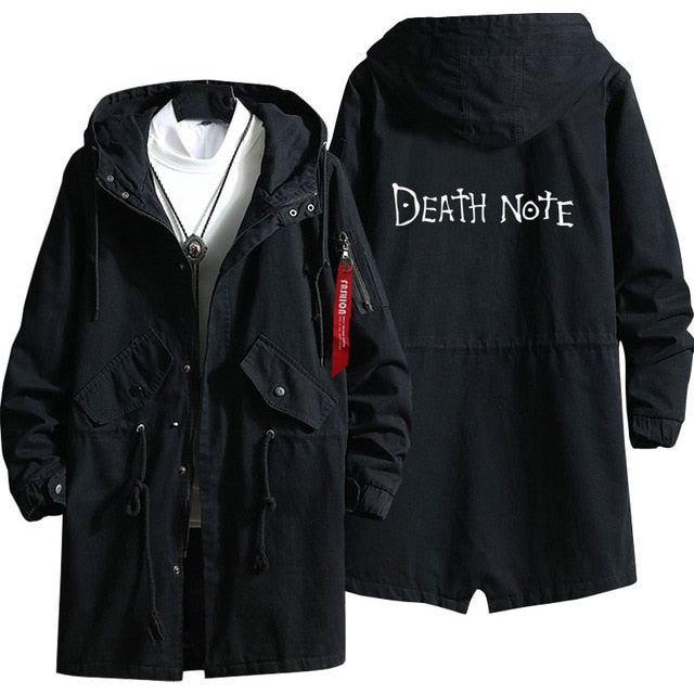 Manteau Death Note