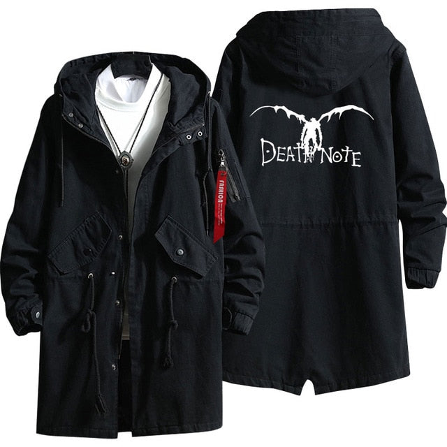 Manteau Death Note Ryuk