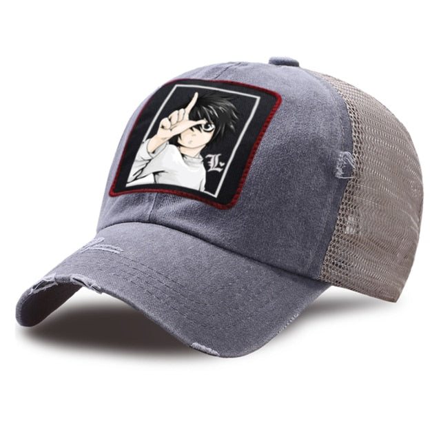 Casquette Trucker Death Note
