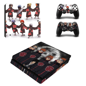 sticker ps4 akatsuki
