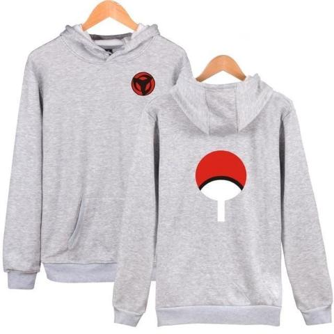 Sweat Uchiha Gris