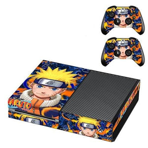 Sticker XboX One Naruto