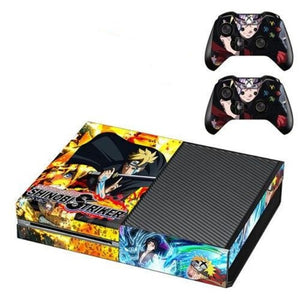 Sticker XboX One NarutoBoruto Shinobi Striker