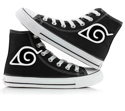 Shoes Converse Naruto (2 coloris)