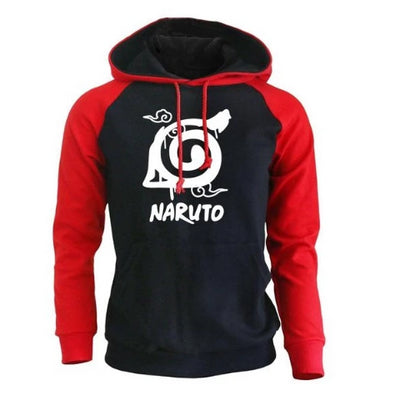 Sweat à Capuche Naruto Rouge