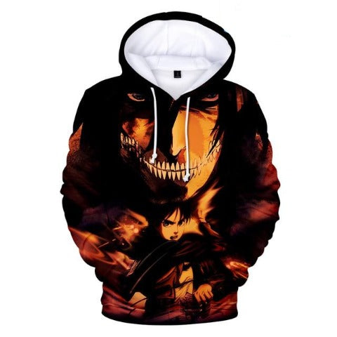Sweat Eren & Titan Assaillant