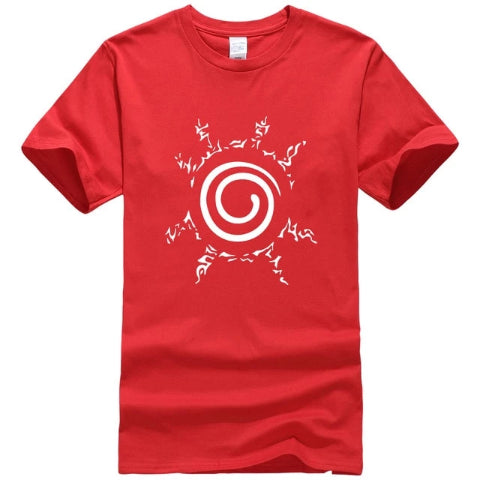 T-Shirt Logo Naruto (17 coloris)