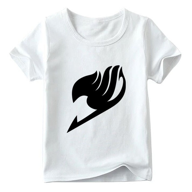 T-Shirt Logo Fairy Tail Enfant
