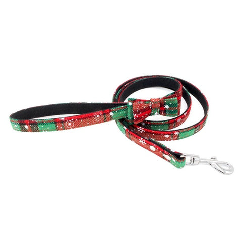 Bow-Tie Holiday Leash