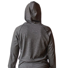 Load image into Gallery viewer, Gray Heather Hoodie