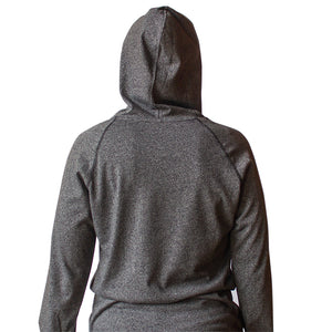 Gray Heather Hoodie