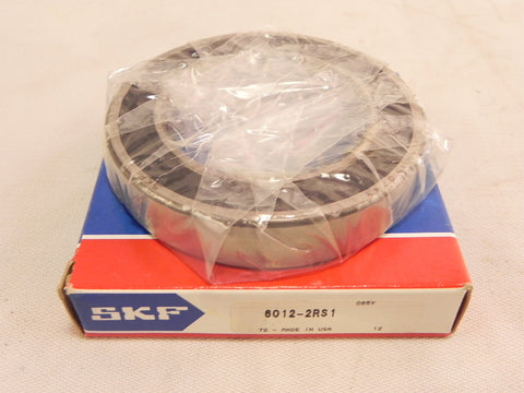 SKF Sealed Ball Bearing 60 mm 6012 2RS1 / 60122RS1