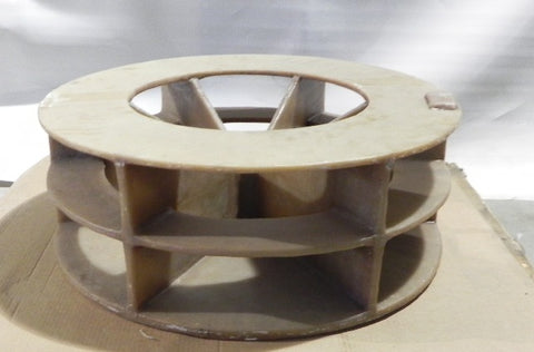 FRP Corrosive Resistant Centrifugal Fans Impeller