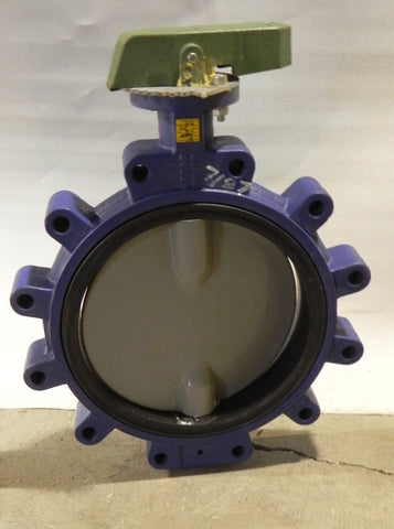 Center Line Butterfly Valve Series 516 12""