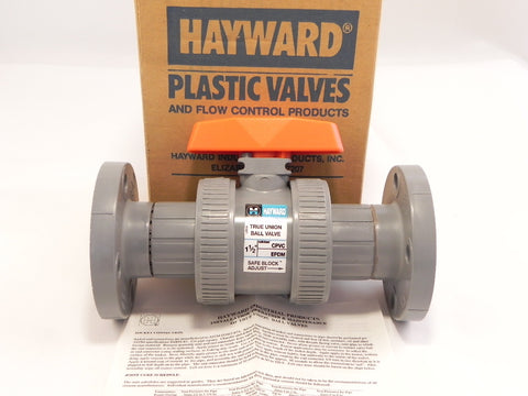 "Hayward 1 1/2"" Ball Valve CTB2150FE"