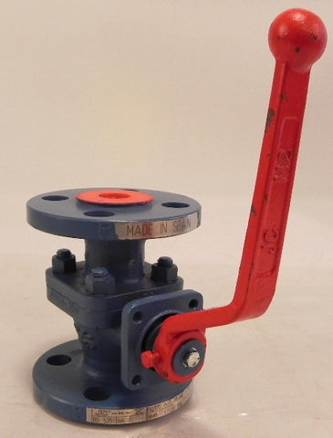 "JC/Trueline Fig. 515 Ball Valve 3/4"" 515-AIT-HT65"