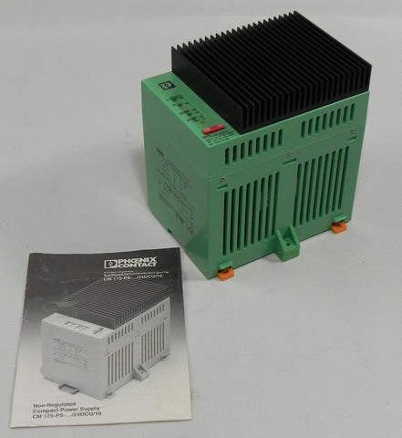 Phoenix Contact Power Supply CM175-PS-120AC/24DCU/10