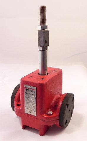 Red Valve Control Pinch Valve Series 5200