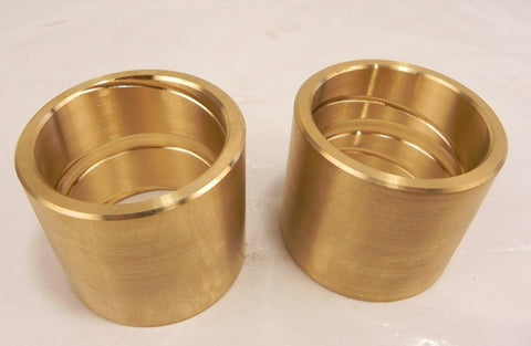 Techmo Car Brass Bushing Heavy Duty 72mm x 60mm x 60mm (lot of 2)