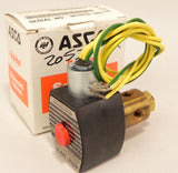 Asco Red Hat Solenoid Valve 8320 Series