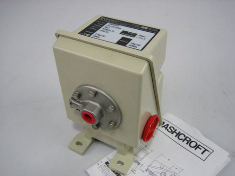 Ashcroft Pressure Switch LPDN4KKV25