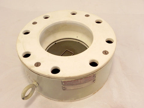 "Hy-Grade 6"" Check Valve P06-GHH-F4 PTFE Teflon Class 150 CW12MW For Corrosive Application"
