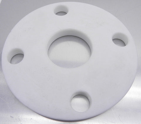 "2"" PTFE Standard Full Face Flange Spacer"