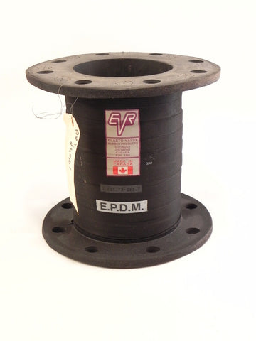 Elasto-Valve Replacement Sleeve For 1200-RS-EPDM 6""